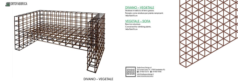 Design ortofabbrica studio grassi design - Gambettola divano ...