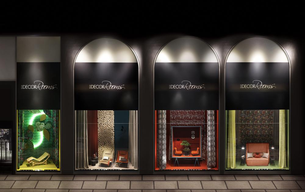 Elle decor per la rinascente studio grassi design for Design language milano